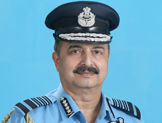 Air chief marshal vr chaudhary
