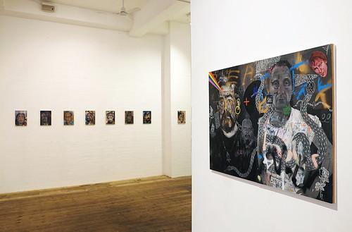 Sam Jackson | Collaborators | 2021 | 28 Shelton Street, Covent Garden, London