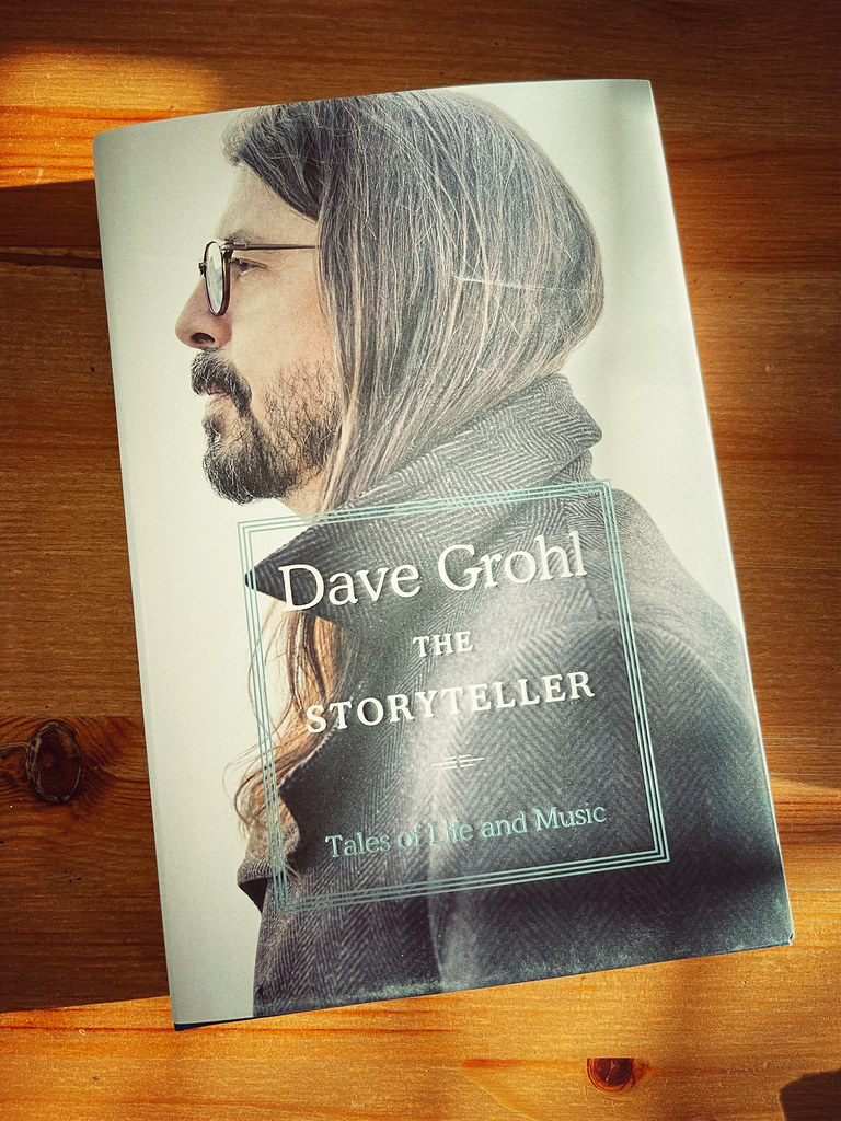 Dave Grohl Storyteller Live - Lincoln Theater - 10.07.21 CVock 1