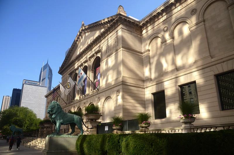 The Art Institute of Chicago (3)
