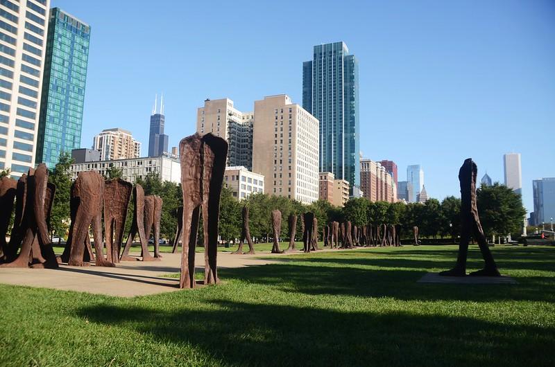 Agora, Grant Park, Chicago (8)