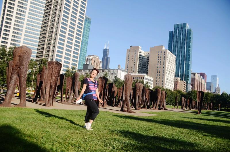 Agora, Grant Park, Chicago (2)
