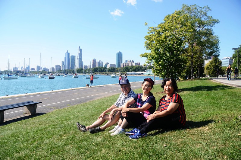 Chicago Lakefront Trail (1)