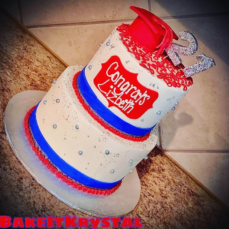 Cake by Bake It Krystal