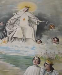 La Virgen de la Merced por Escolá