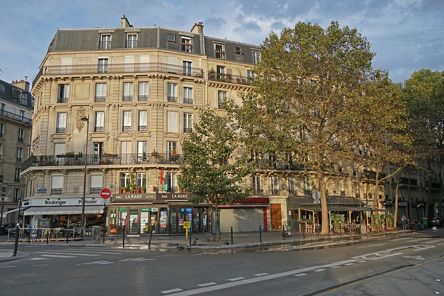 Rue Louis Blanc - Paris (France)