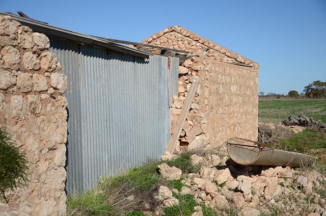 DSC_2967 farm ruins, Ridley Road, Sedan, South Australia