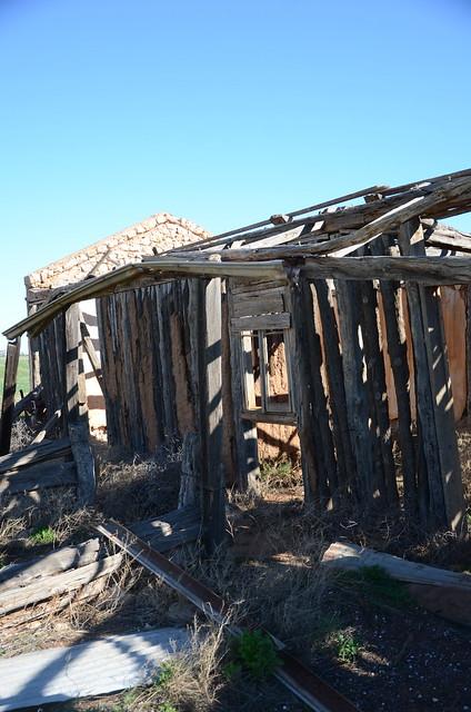 DSC_2966 farm ruins, Ridley Road, Sedan, South Australia