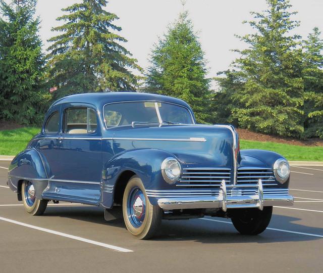 1942:  Hudson Super Six Coupe