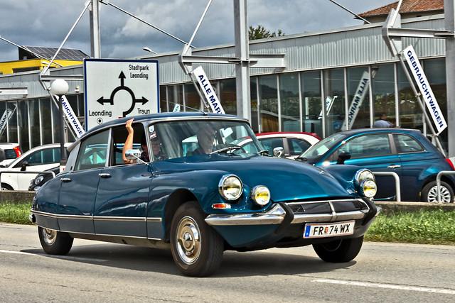 Citroën DS 21 Pallas 1967 (5111)