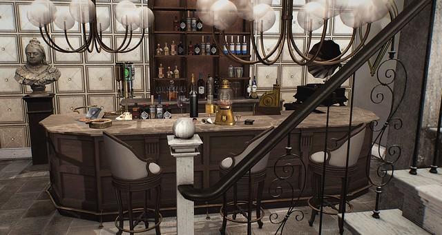 Draycott Bar