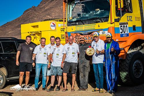 Rallye du Maroc 2021 Leg 5