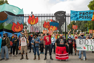 Day 3 - People vs Fossil Fuels - Climate chaos is happening now - October 13