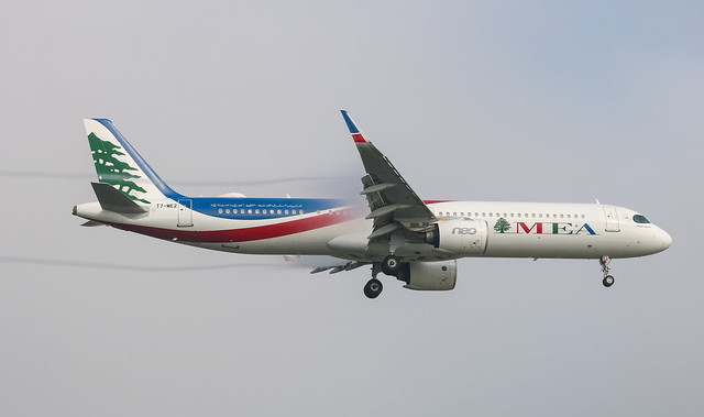 T7-ME2 Airbus A321-271NX MEA