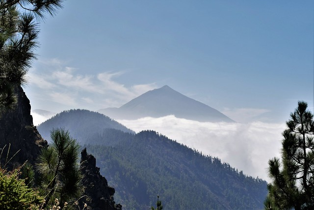 Mount Teide,Tenerife on  the Canary Islands (2). Lumix DMC-FZ1000. P1300149