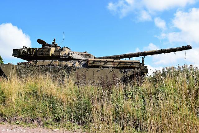 Farmer Phil's Chieftain Tank