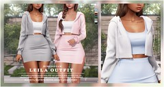 {HIME*DREAM} Leila Outfit @Kustom9 (GIVEAWAY #1)