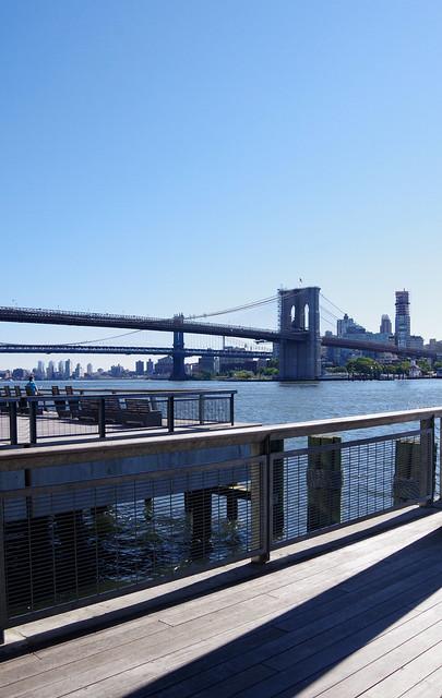 South street seaport, Brooklyn Bridge
