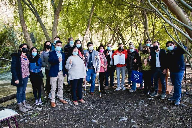 Municipalidad de Coltauco presenta petici�n para declarar humedal urbano al Estero Pur�n