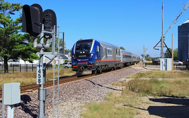Amtrak 303 at Atlanta