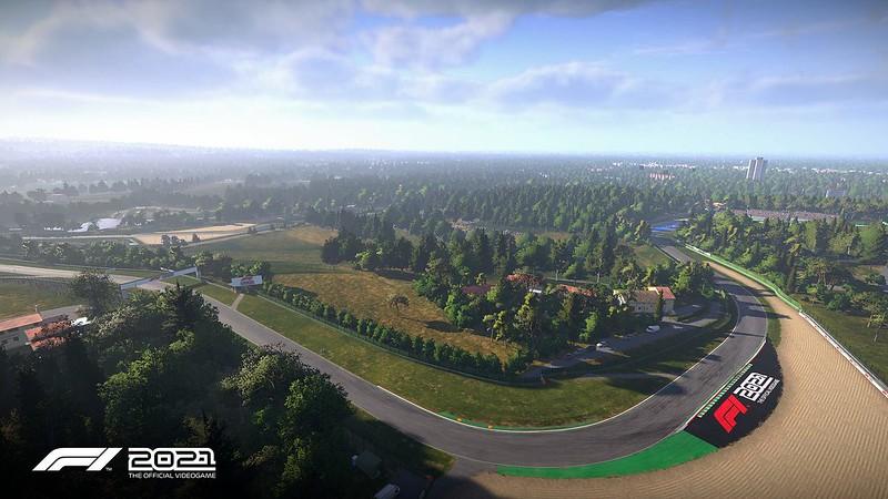 F1 2021 Imola