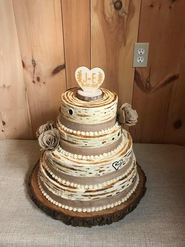Cake by Jordan's Custom Cakes & Sweets