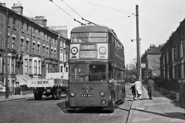London Transport EXV241