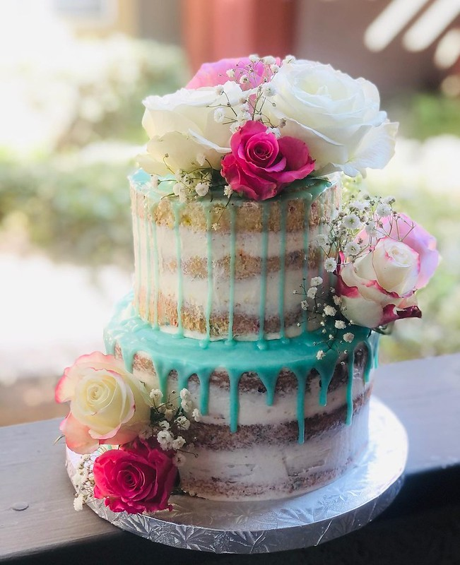 Cake by Sweet Temptations