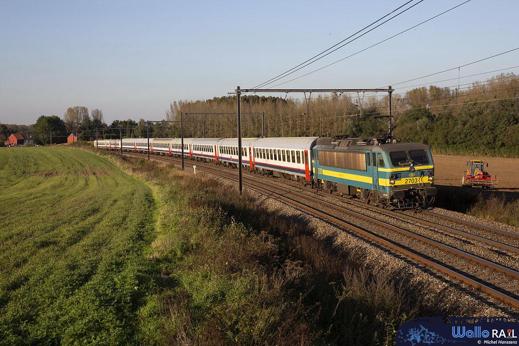 2703 . SNCB . P 8305 . Alt-Hoeselt . 08.10.21.