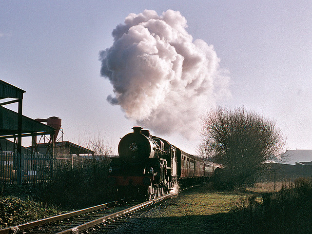 old-slides1289-42765-just-after-leaving-Bury-with-a-Santa-Special--Flickr