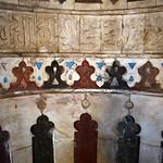 26433: elaborate niche stonework