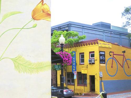 When street murals meet