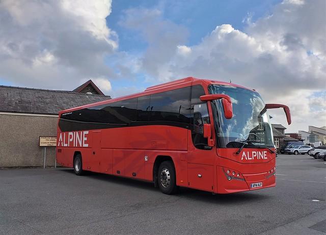 AP14 ALP Hughes (Alpine); Llandudno (CN)