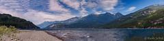 Slocan Lake and Valhalla Mountain Range