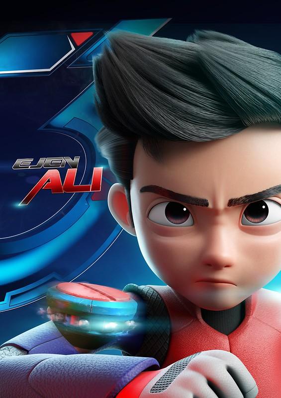 Malaysia_Ejen Ali Season 3