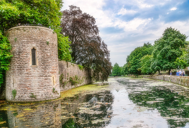 The Bishops Palace Wells Somerset