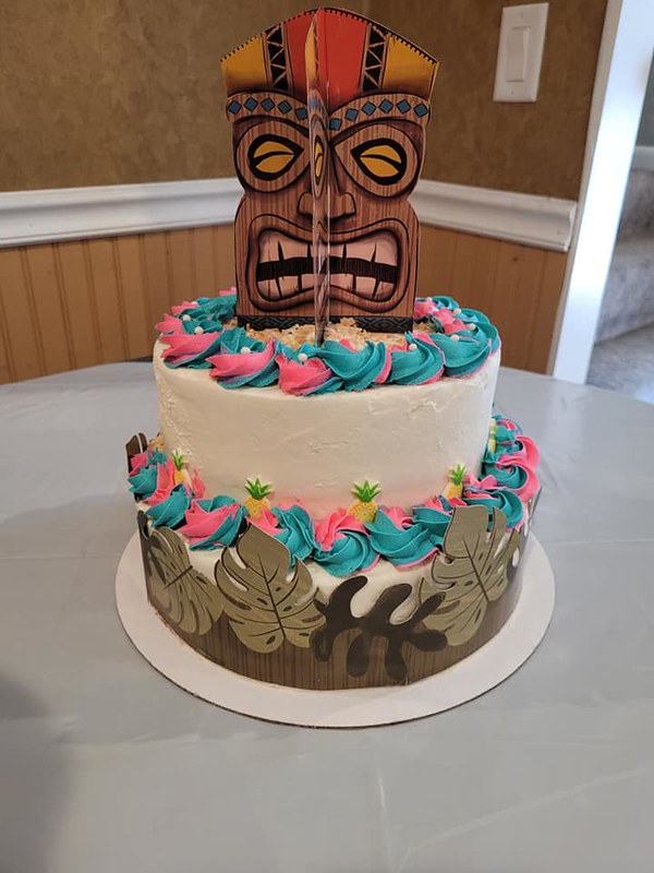 Cake by Uncle J's Baked Goods