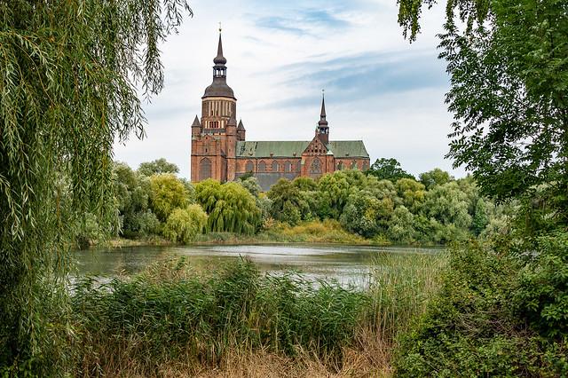 Marienkirche in Stralsund - 0313