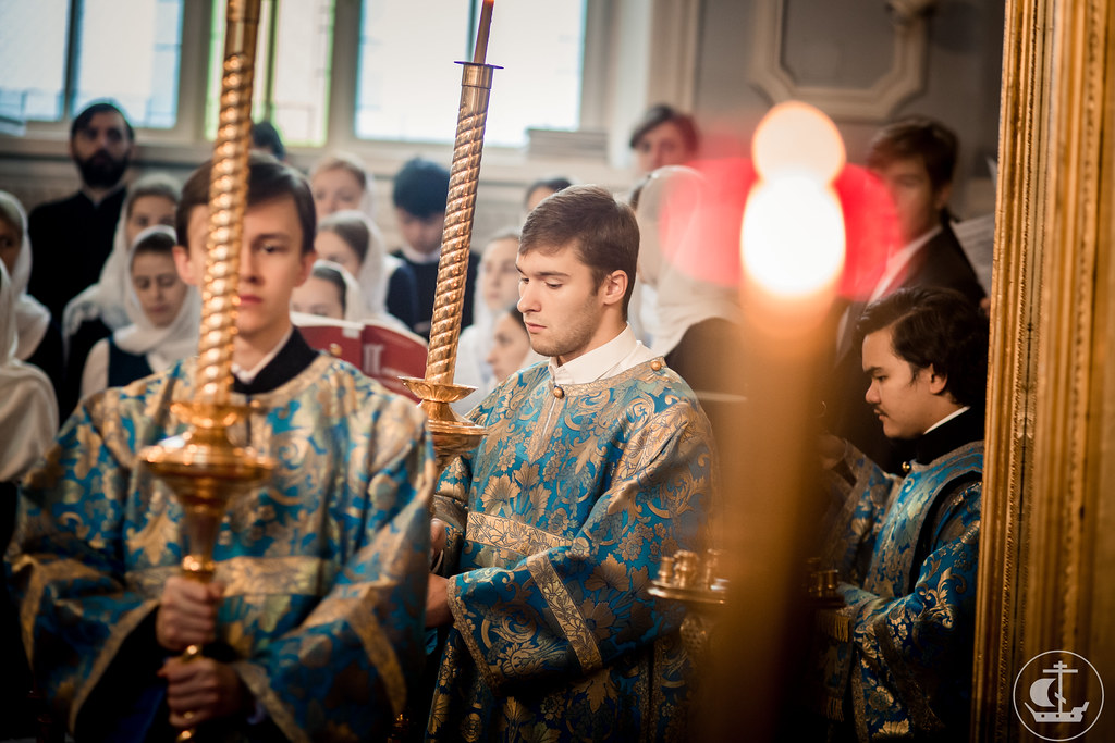 13-14 октября 2021, Покров Пресвятой Богородицы / 13-14 October 2021,the Protection of Our Most Holy Lady the Theotokos and Ever-Virgin Mary
