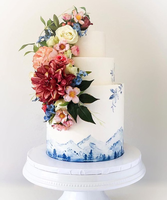 Cake by The Out of Home Baker