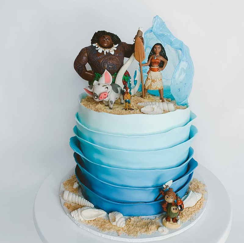 Cake by Caked Melbourne