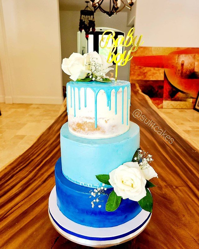 Cake by Sulit Cakes Llc