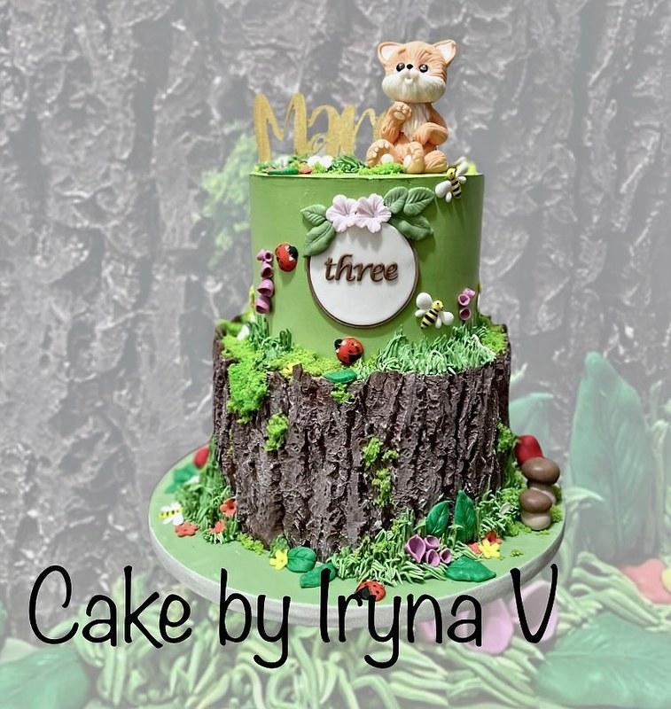 Cake from Cake by Iryna V
