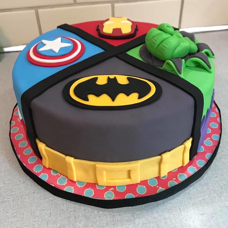 Cake by Sarah's Custom Cakes & Crafts