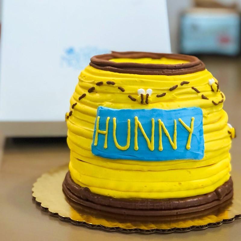 Cake by Newberry Cafe & Bakery