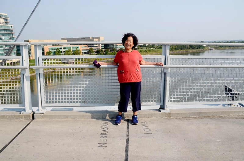 Bob Kerrey Pedestrian Bridge Omaha, NE (13)