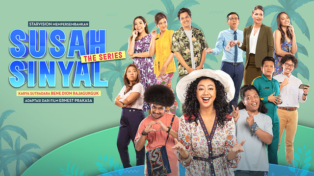 Indonesia_Susah Sinyal The Series 1