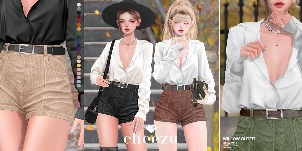 cheezu. willow outfit x kustom9