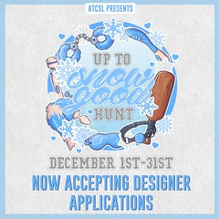 .:ATCSL:. Up To Snow Good Hunt 2021 Designer Search