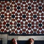 26440: geometric floor inlay